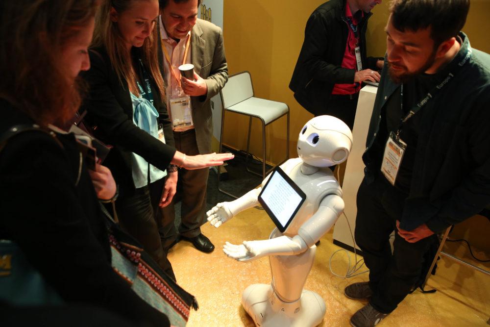 robot - Crédit photo : Margot L'hermite